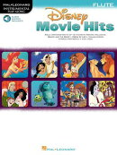 Disney Movie Hits for Flute: Play Along with a Full Symphony Orchestra! [With CD (Audio)]