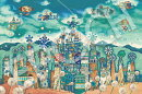ジグソーパズル 風の文明 2016ベリースモールピース (50x75cm)