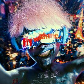【先着特典】Fly with me (CD+DVD) (タチコマステッカー付き) [ millennium parade × ghost in the shell: SAC_2045 ]