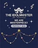 "THE IDOLM@STER 9th ANNIVERSARY WE ARE M@STERPIECE!! Blu-ray ""PERFECT BOX""【完全生産限定】【Blu-ray】"