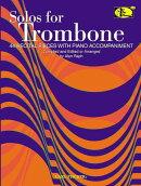 【輸入楽譜】トロンボーン・ソロ曲集: 44のピアノ伴奏付演奏会用作品/Raph編