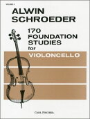 【輸入楽譜】シュレーダー, Alwin: 170の基礎的練習曲 第2巻