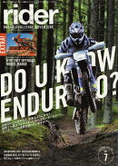 rider (ライダー) 2016年 09月号 [雑誌]