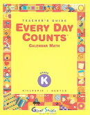 Every Day Counts Calendar Math, Grade K