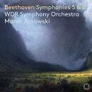【輸入盤】交響曲第5番『運命』、第6番『田園』 マレク・ヤノフスキ&ケルンWDR交響楽団