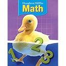 Houghton Mifflin Math: Student Edition Multi-Volume Set Level K 2007