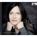 【輸入盤】バッハ:フランス組曲第3番、第5番、ショパン:マズルカ集 アレクサンドラ・ソストマン