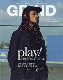 GRIND (グラインド) 2017年 09月号 [雑誌]