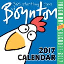 365 Startling Days of Boynton Page-A-Day Calendar 2017