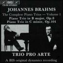 【輸入盤】P.trio Vol.1: Trio Pro Arte