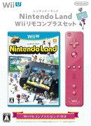 Nintendo Land Wiiリモコンプラスセット (ピンク)