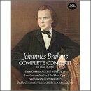 【輸入楽譜】ブラームス, Johannes: 協奏曲全集: 大型スコア