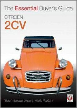 ESSENTIAL BUYER'S GUIDE:CITROEN 2CV(P)