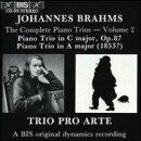 【輸入盤】P.trio Vol.2: Trio Pro Arte