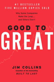 GOOD TO GREAT(H) [ JAMES C. COLLINS ]