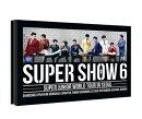 【輸入盤】SUPER SHOW 6: SUPER JUNIOR WORLD TOUR IN SEOUL DVD
