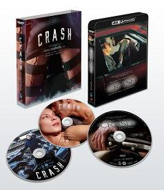 クラッシュ 4Kレストア無修正版 UHD+Blu-ray【4K ULTRA HD】 [ ジェームズ・スペイダー ]