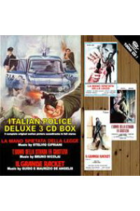 【輸入盤】ItalianPoliceDeluxe3cdBox[Various]