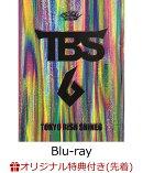 【楽天ブックス限定先着特典】【楽天ブックス限定 オリジナル配送BOX】TOKYO BiSH SHiNE6【Blu-ray】(ロゴキーホル…