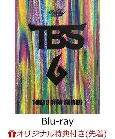 【楽天ブックス限定先着特典】【楽天ブックス限定 オリジナル配送BOX】TOKYO BiSH SHiNE6 (ロゴキーホルダー) 【Blu-ray】 [ BiSH ]