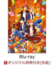 【楽天ブックス限定全巻購入特典対象&01〜04連動購入特典対象】あんさんぶるスターズ! Blu-ray 01 (特装限定版)【Blu-ray】