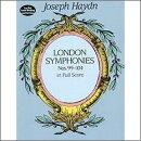 【輸入楽譜】ハイドン, Franz Joseph: 交響曲集 第99番ー第104番 Hob.I/99-104: 大型スコア