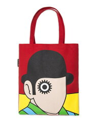 A CLOCKWORK ORANGE TOTE