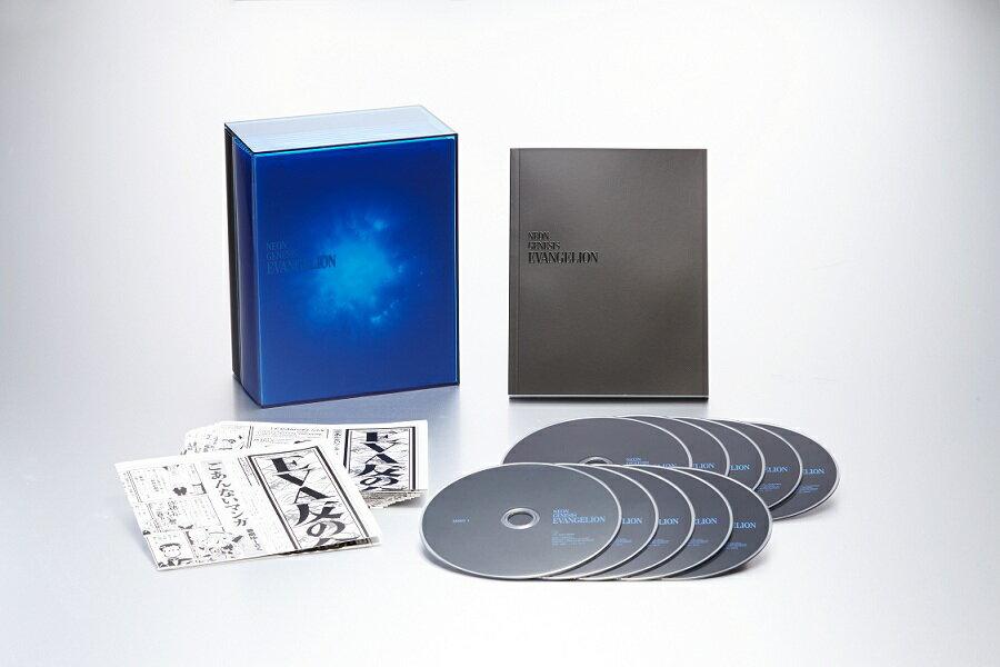 新世紀エヴァンゲリオン Blu-ray BOX NEON GENESIS EVANGELION BLU-RAY BOX【Blu-ray】 [ 緒方恵美 ]