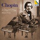 2台のオリジナル・フォルテピアノによる ショパン:ピアノ・ソナタ 第2番&第3番