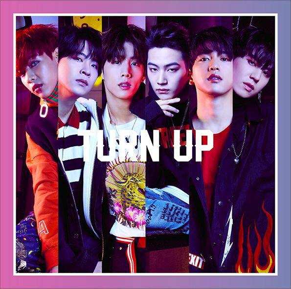 TURN UP (初回限定盤A CD+DVD) [ GOT7 ]