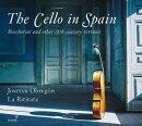 【輸入盤】『スペインのチェロ〜ボッケリーニと18世紀の巨匠たち』 オブレゴン&ラ・リティラータ