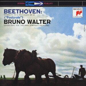ベートーヴェン:交響曲第6番「田園」 [ ブルーノ・ワルター ]