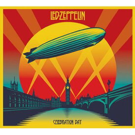 【輸入盤】Celebration Day (2CD+Blu-ray+DVD) [ Led Zeppelin ]