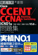 Cisco CCENT/CCNA Routing&Switching問題集