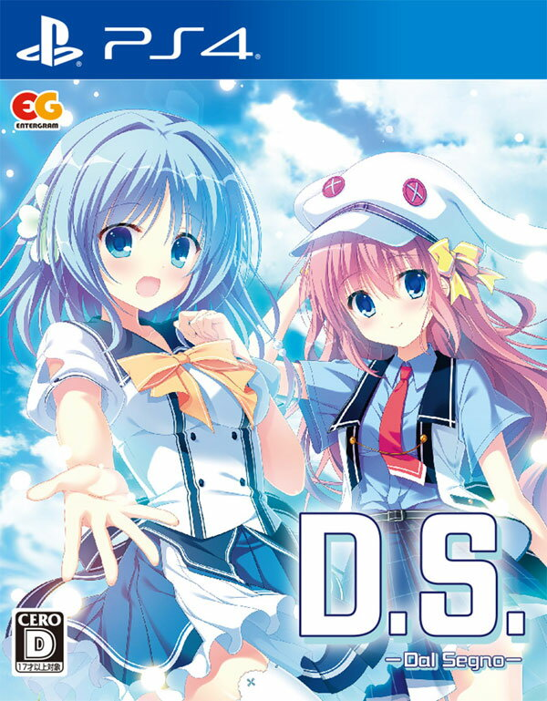 D.S.-Dal Segno- PS4版 通常版