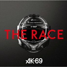 The Race (初回限定盤 CD+DVD) [ AK-69 ]