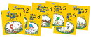 JOLLY PHONICS WORKBOOKS 1-7(P)