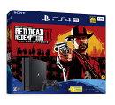 PlayStation4 Pro レッド・デッド・リデンプション2 パック