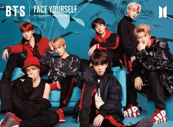 FACE YOURSELF (初回限定盤A CD+Blu-ray)
