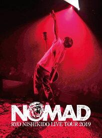 錦戸亮 LIVE TOUR 2019 NOMAD (初回限定盤 2Blu-ray+フォトブック)【Blu-ray】 [ 錦戸亮 ]