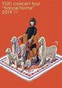 """YUKI concert tour """"trance/forme""""2019 東京国際フォーラム ホールA 初回生産限定盤BD(BD+2CD)【Blu-ray】 [ YUKI ]"""
