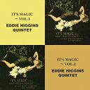 The Best Coupling Series::イッツ・マジック〜vol.1/イッツ・マジック〜vol.2 [ エディ・ヒギンズ&スコット・ハミル…