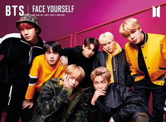 FACE YOURSELF (初回限定盤B CD+DVD)