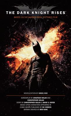 DARK KNIGHT RISES,THE:MOVIE TIE-IN(A)【バーゲンブック】