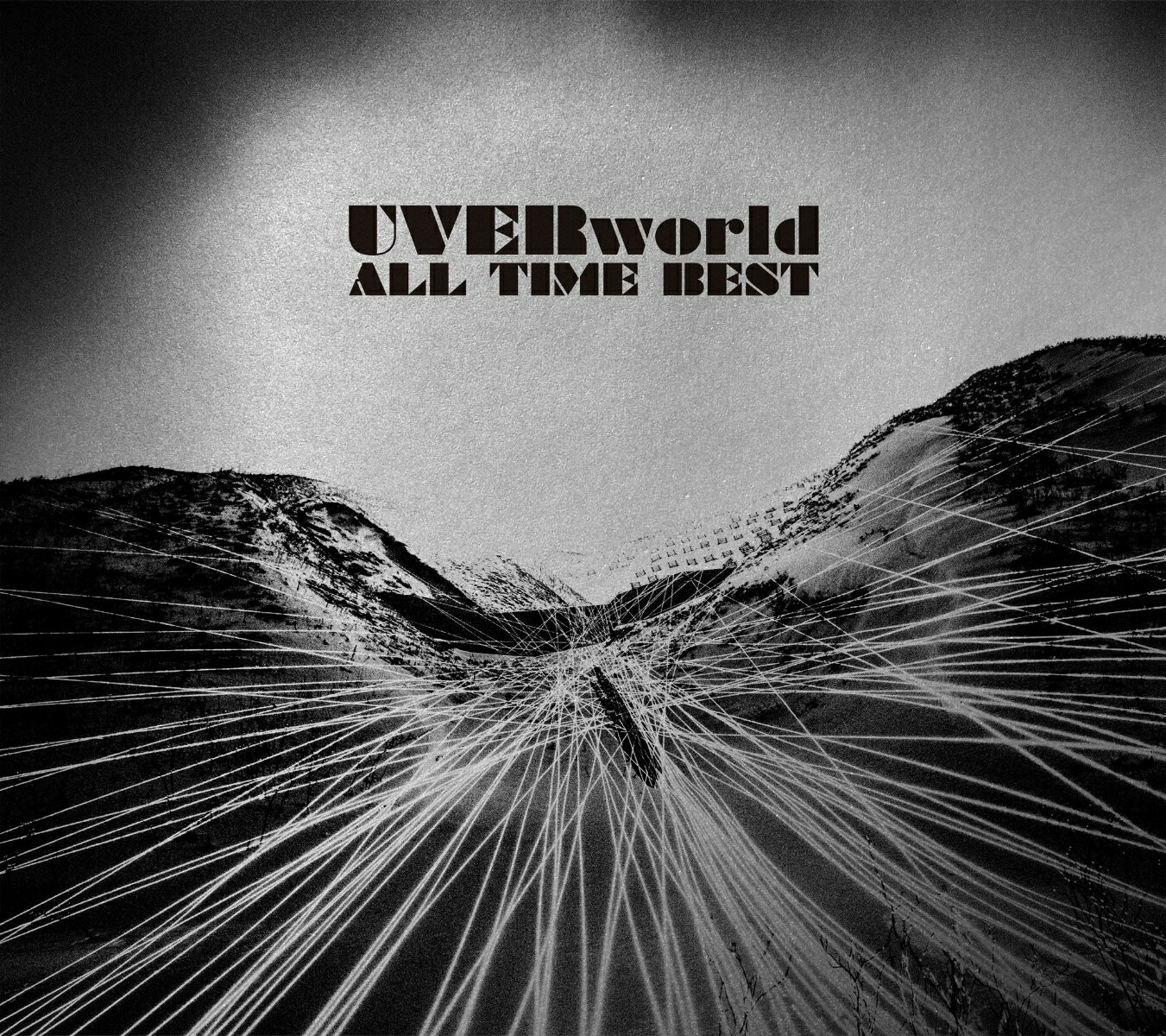 ALL TIME BEST (初回生産限定盤 3CD+DVD) [ UVERworld ]