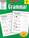 Grammar, Grade 1 SCHOLASTIC SUCCESS W/GRA-GRD 1 (Scholastic Success with Workbooks: Grammar) [ Scholastic ]