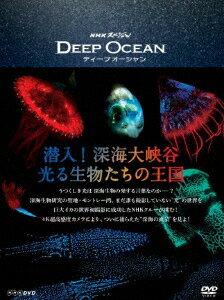 NHKスペシャル ディープオーシャン 潜入!深海大峡谷 光る生物たちの王国 [ (ドキュメンタリー) ]