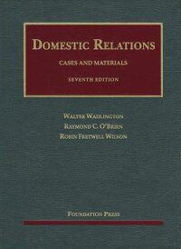 CasesandMaterialsonDomesticRelations,7th[WalterWadlington]