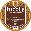 【輸入盤】Nicole (86 Spring And Summer Collection-instrumental Images)