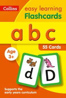 Collins Easy Learning Flashcards: ABC